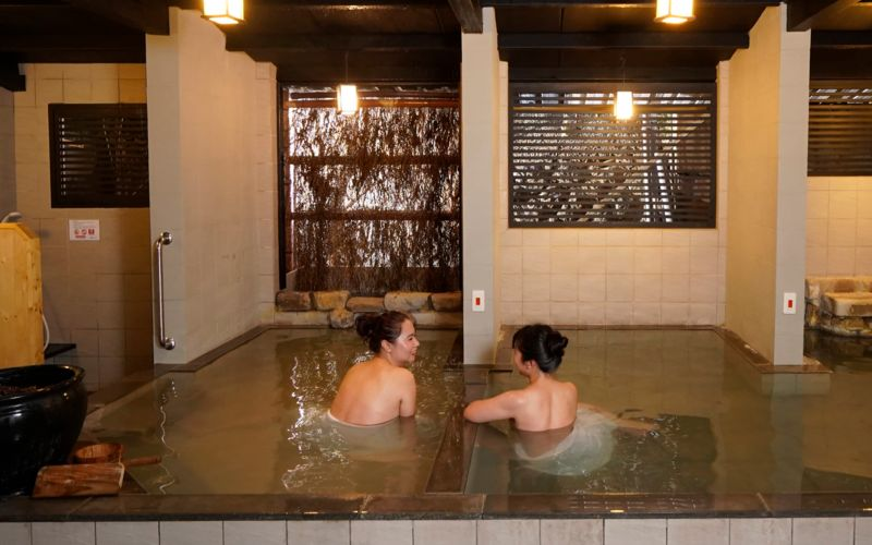 Green Sulfur Hot Spring Only NT$500 each time!
